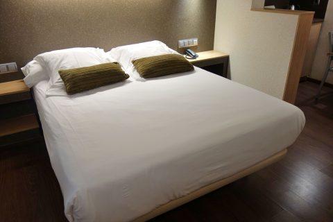 apart-hotel-silver/ダブルベッド