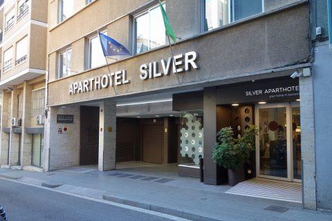 apart-hotel-silver/入口