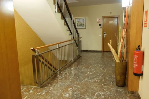 apart-hotel-silver/1階の部屋