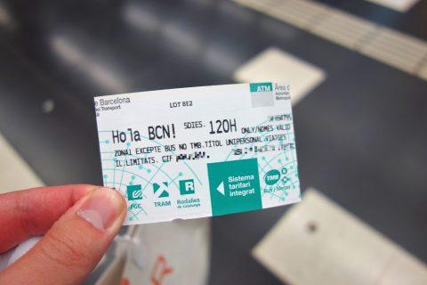 barcelona-metro/5日券
