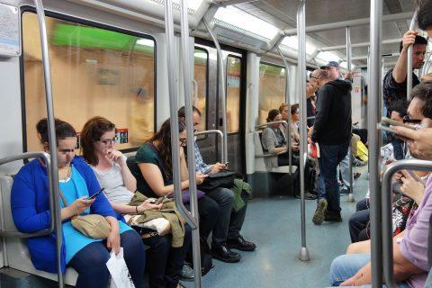 barcelona-metro/旧式車両