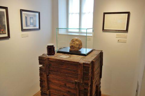beethoven-museum-wien/デスマスク