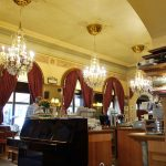 ウィーンらしい雰囲気の良いカフェBELLARIAのランチが美味!