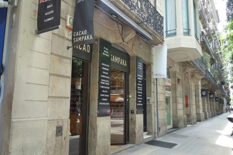 cacao-sampaka-barcelona/アクセス