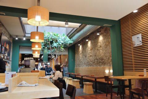 cacao-sampaka-barcelona/カフェスペース