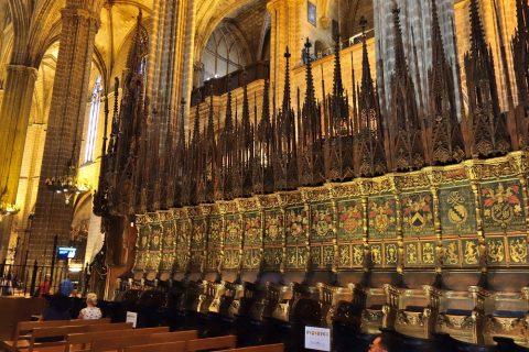 バルセロナ大聖堂の歴史