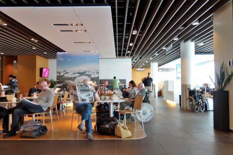 frankfurt-airport-lufthansa-business-lounge/混雑