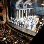 バルセロナでオペラ鑑賞!リセウ劇場/客席の眺望と無料のワインサービス!