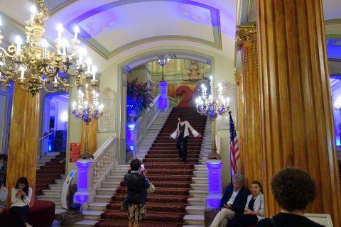 リセウ劇場の大階段