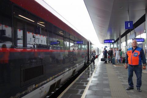 Attnang-Puchheim駅