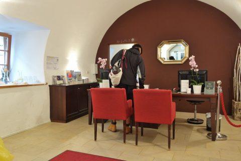 heritage-hotel-hallstatt/レセプション