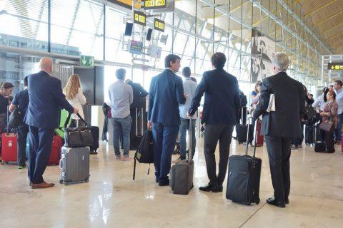 イベリア航空優先搭乗