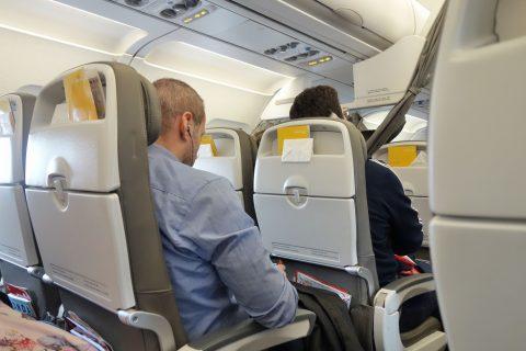 イベリア航空の機内サービス