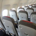【搭乗記】イベリア航空エコノミークラスA320シート&機内食メニュー