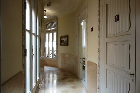 カサミラの廊下