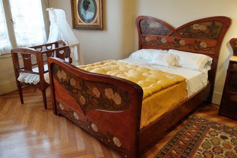 カサミラのベッドルーム