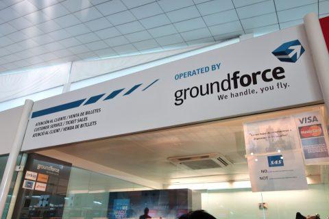 groundforcカウンター