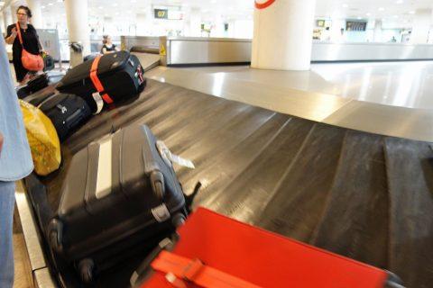 バルセロナ空港バゲッジクレーム