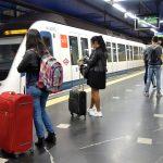 マドリード空港アクセスはMetroとRenfeどっちがお得?鉄道利用の費用と時間