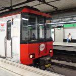 乗り方は簡単!バルセロナ地下鉄<Metro>路線MAPと券売機の使い方