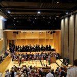 カタルーニャ音楽堂の小ホール「Petit Palau」でコンサート!