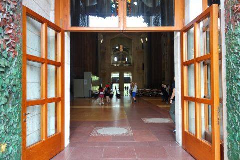 sagrada-familia/入口