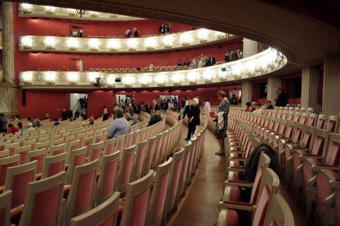 Bayerische-Staatsoper/1階席