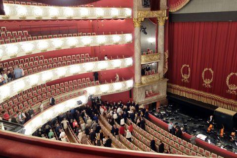 Bayerische-Staatsoper/客席の講堂