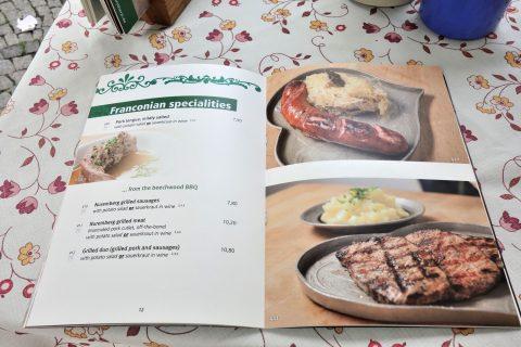 Bratwurstherzl-munich/ドイツ料理メニュー