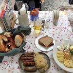 ミュンヘンでおススメ!レストランBratwurstherzlで美味しいソーセージ