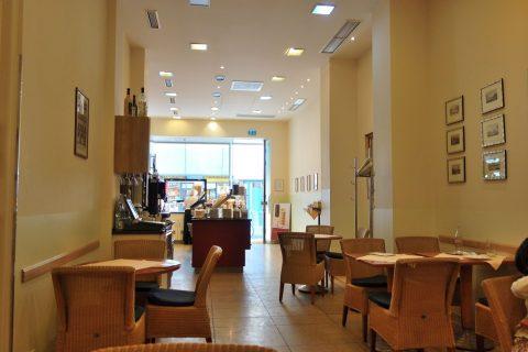 Cafe-Kreutzkamm/店内