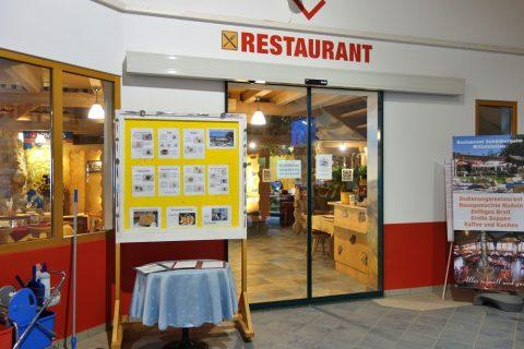 Krippenstein/レストラン