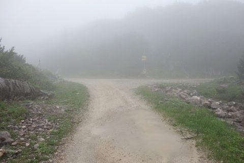 Krippenstein/遊歩道