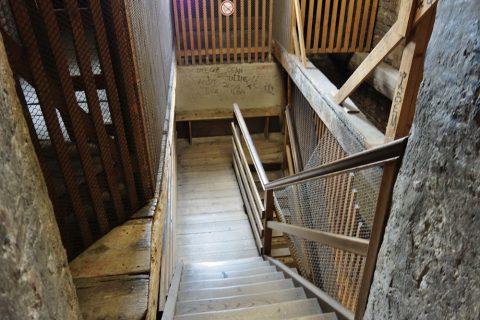 ペーター教会展望台/階段の数