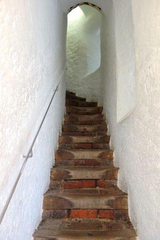 ペーター教会展望台/階段