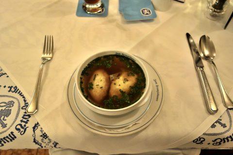 Zum-Franziskaner/スープ