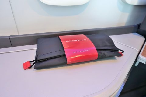 american-airlines-businessclass-seat/アメニティ