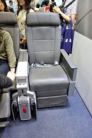 アメリカン航空のプレエコシート