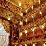 「キュビリエ劇場」ミュンヘン・レジデンツの美しいオペラ座/入口はこちら!