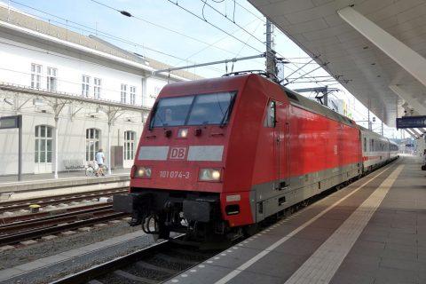 ドイツ鉄道の機関車