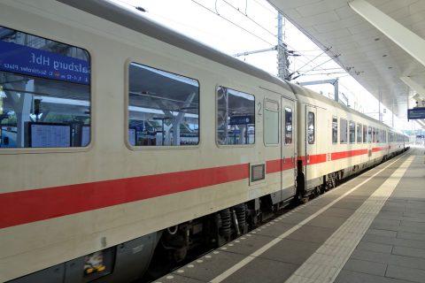 ドイツ鉄道の客車