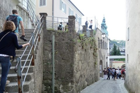 ザルツブルク城アクセス