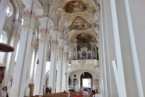 ハイリッヒガイスト教会のパイプオルガン