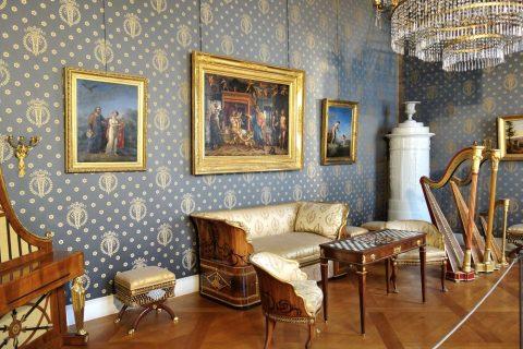 munchner-residenz-museum/リビングルーム
