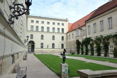 ミュンヘンレジデンツ中庭