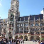 ミュンヘン新市庁舎の仕掛け時計 Glockenspiel を動画で詳しく!