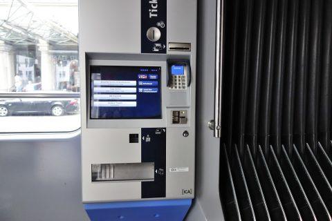 munich-tram/車内の券売機