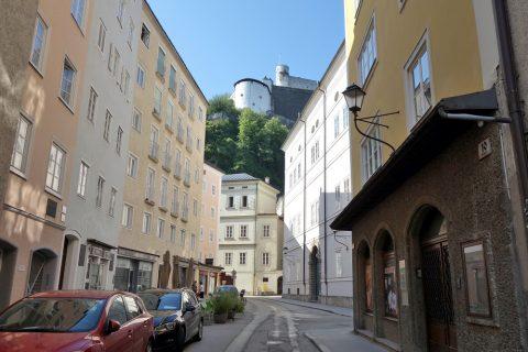ザルツブルク市街