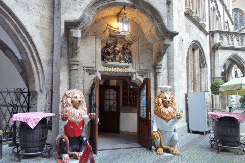 ratskeller-munchen/店舗入口