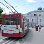 ザルツブルク「トロリーバス」乗り方と路線MAP、中央駅チケット売場